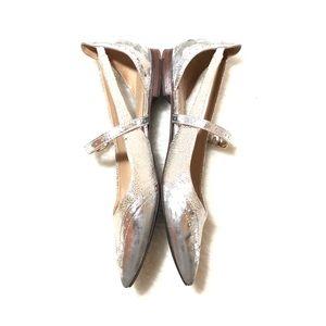 Tory Burch Shoes - Tory Burch Bernadette Wingtip Pointed Flats